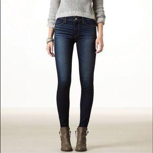 American Eagle Super Stretch Jegging Skinny Jean